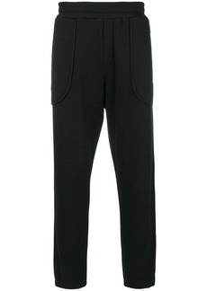 McQ glyph icon tracksuit trousers