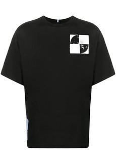 McQ graphic-print crew neck T-Shirt