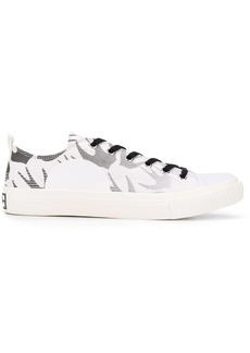 McQ graphic print sneakers