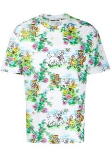 McQ Holy Sheep print T-shirt