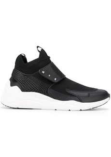 McQ knitted low-top sneakers