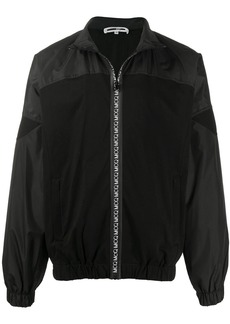 McQ Logan panelled track jacket