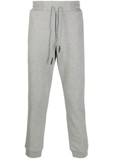 McQ logo patch cotton track pants