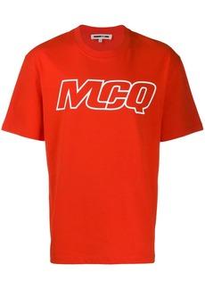 McQ logo print T-shirt