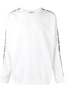 McQ logo tape sweatshirt