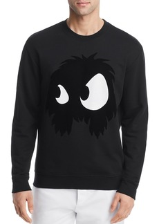 McQ Alexander McQueen Chester Graphic Crewneck Sweatshirt