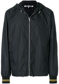 McQ lightweight hooded jacket