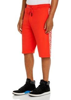 McQ Alexander McQueen Logo-Striped Shorts