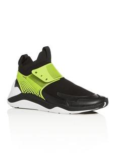 McQ Alexander McQueen Men's Hikaru 3.0 Knit Mid-Top Sneakers