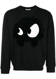 McQ Monster cotton sweatshirt