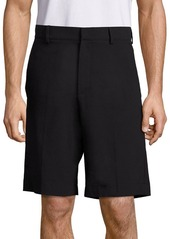 McQ Alexander McQueen Solid Pull-On Shorts