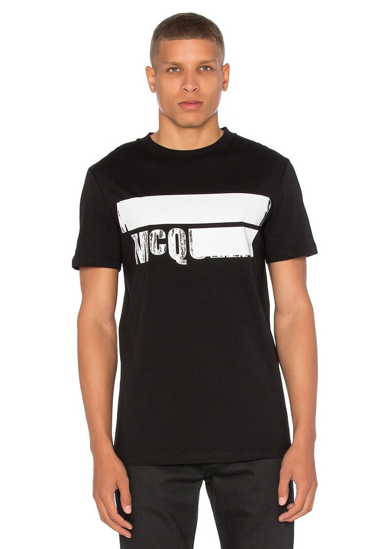 McQ Alexander McQueen S/S Crew Tee