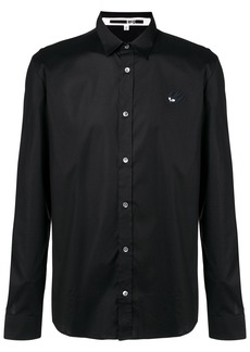 McQ swallow patch shirt