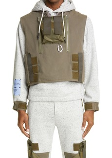 MCQ Armour Hoodie With Vest