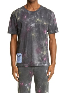 MCQ Tie Dye Organic Cotton T-Shirt