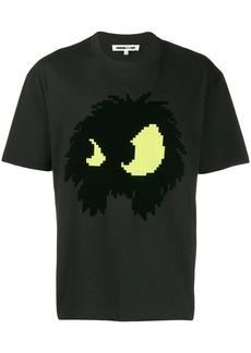 McQ monster print T-shirt