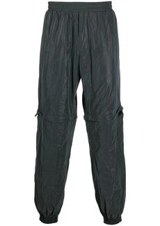 McQ removable bottom track pants