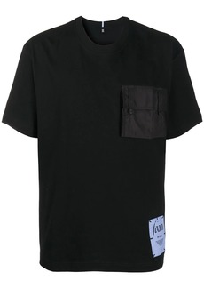 McQ Side flap pocket T-shirt