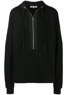 McQ zipped hoodie