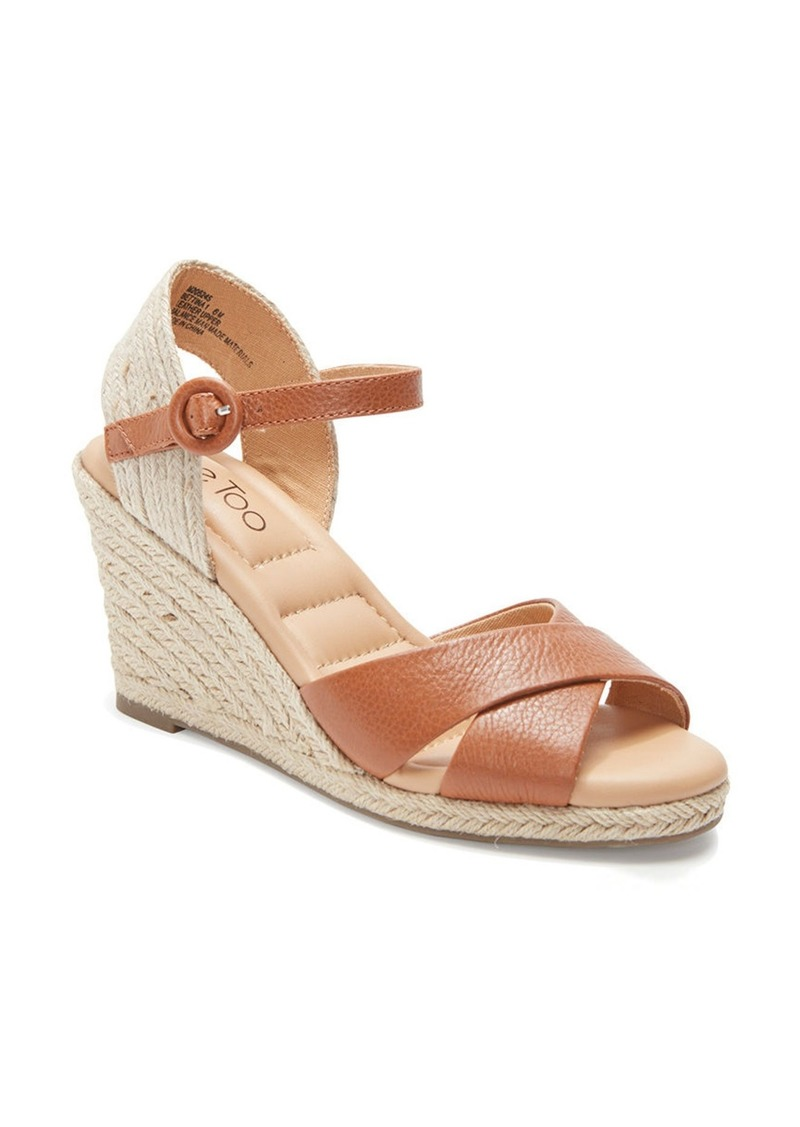 f29b7f4c74d Me Too Me Too Bettina Espadrille Wedge Sandal (Women)