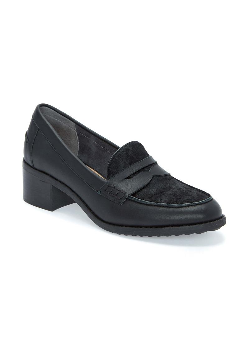 Me Too Darra Block Heel Loafer Pump (Women)