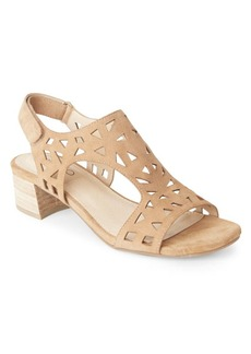 Me Too Madelyn Suede Slingback Sandals