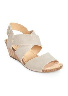 Me Too Toree Crisscross Wedge Sandals