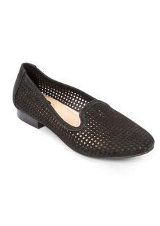 Me Too Yale Nubuck Perforated Loafers