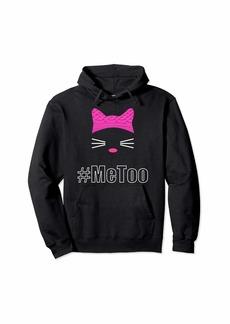 #MeToo Hoodie Me Too Awareness Pink Cat Hat