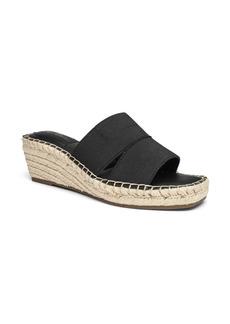 Women's Me Too Caymen Espadrille Platform Wedge Slide Sandal