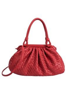Melie Bianco Ellise Medium Top Handle Vegan Leather Bag