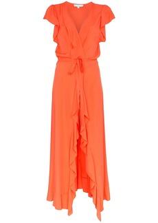 Melissa Odabash Brianna wrap maxi dress