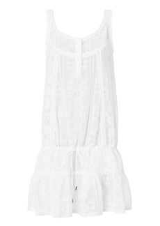 Melissa Odabash Jaz Mini Dress