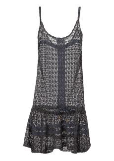 Melissa Odabash Khloe Knit Mini Dress