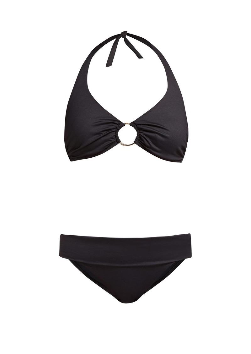 90a1f2878de Melissa Odabash Melissa Odabash Brussels halterneck bikini | Swimwear