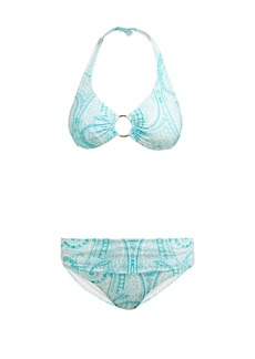 Melissa Odabash Brussels paisley-print bikini