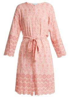 Melissa Odabash Cecilia broderie-anglaise dress