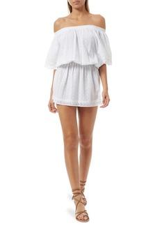 Melissa Odabash Michelle Off-Shoulder Dress