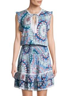 Melissa Odabash Skyler Mini Dress