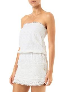 Melissa Odabash Tia Short Bandeau Dress