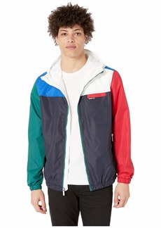 Members Only Color Block Windbreaker