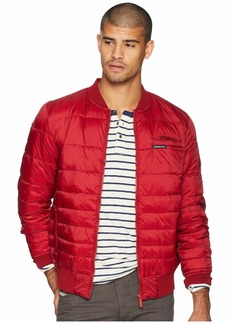Members Only Down Blend Quilted Puffer Jacket