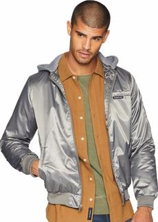 Members Only Men's Bomber Jacket with Detachable Hood  XXL
