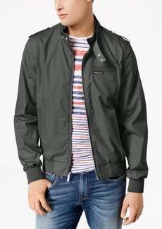 Members Only Member's Only Men's Iconic Racer Lightweight Jacket