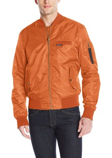 Members Only Men's Ma-1 Bomber Jacket Sunkist