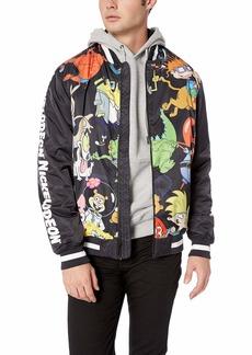 Members Only Men's Nickelodeon Mash-Up Jacket