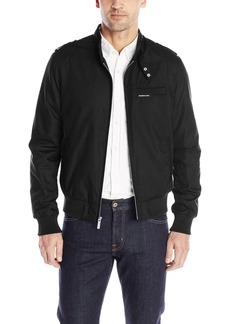 Members Only Men's Original Iconic Racer Jacket  X-Large