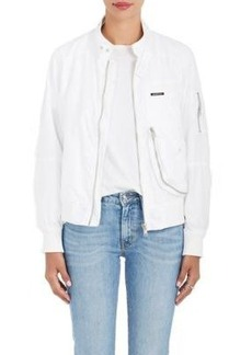 Members Only Women's Ripstop Bomber Jacket