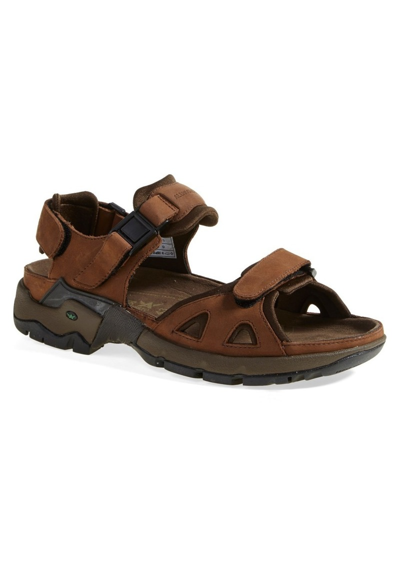 Allrounder by Mephisto 'Alligator' Sandal (Men)