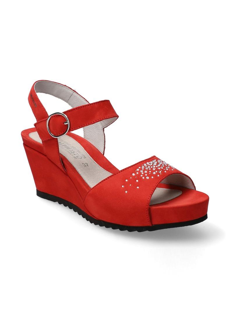 Mephisto Gaby Crystal Embellished Sandal (Women)